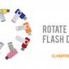 What's Hot Wednesday - Rotate USB Flash Drive - Island Business Print Group