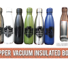 Whats Hot Copper Vacuum Waterbottle Island Business Print Group