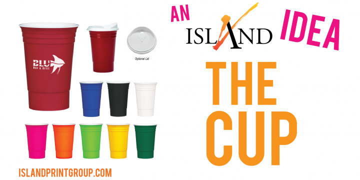 An Island Idea The Cup