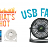 What's Hot - USB Fan - Island Business Print Group