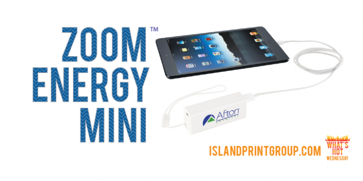 What's Hot Wednesay - Zoom Energy Mini - Island Business Print Group