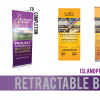What's Hot Wednesday - Retractable Banner - Island Business Print Group