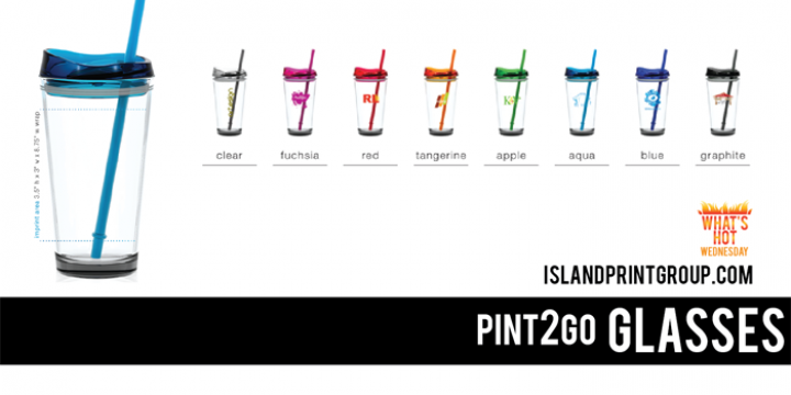 What's Hot Wednesday - pint2go- Island Business Print Group