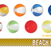 Whats Hot Beach Balls Island Business Print