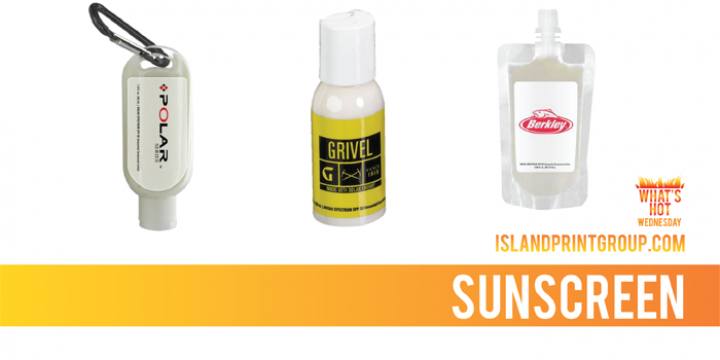 What's Hot - Sunscreen - Island Business Print Group
