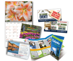 Posters Brochures Calendars Flyers Direct Mail