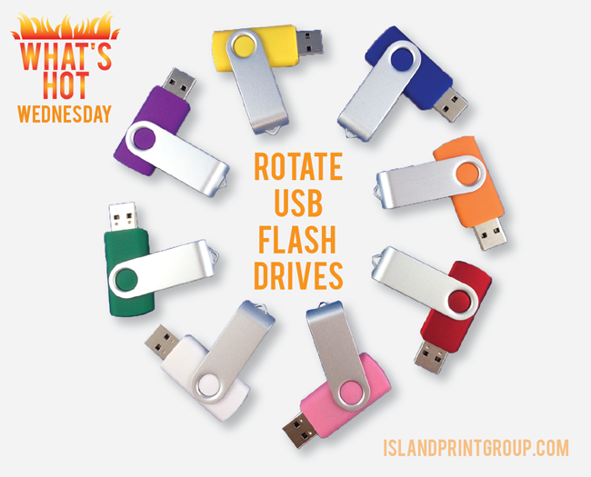 WHW - Rotate USB - Island Business Print Group