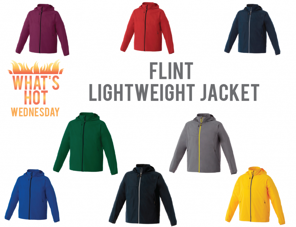 WHW - Lightweight Jacket - Post Island Business Print Group