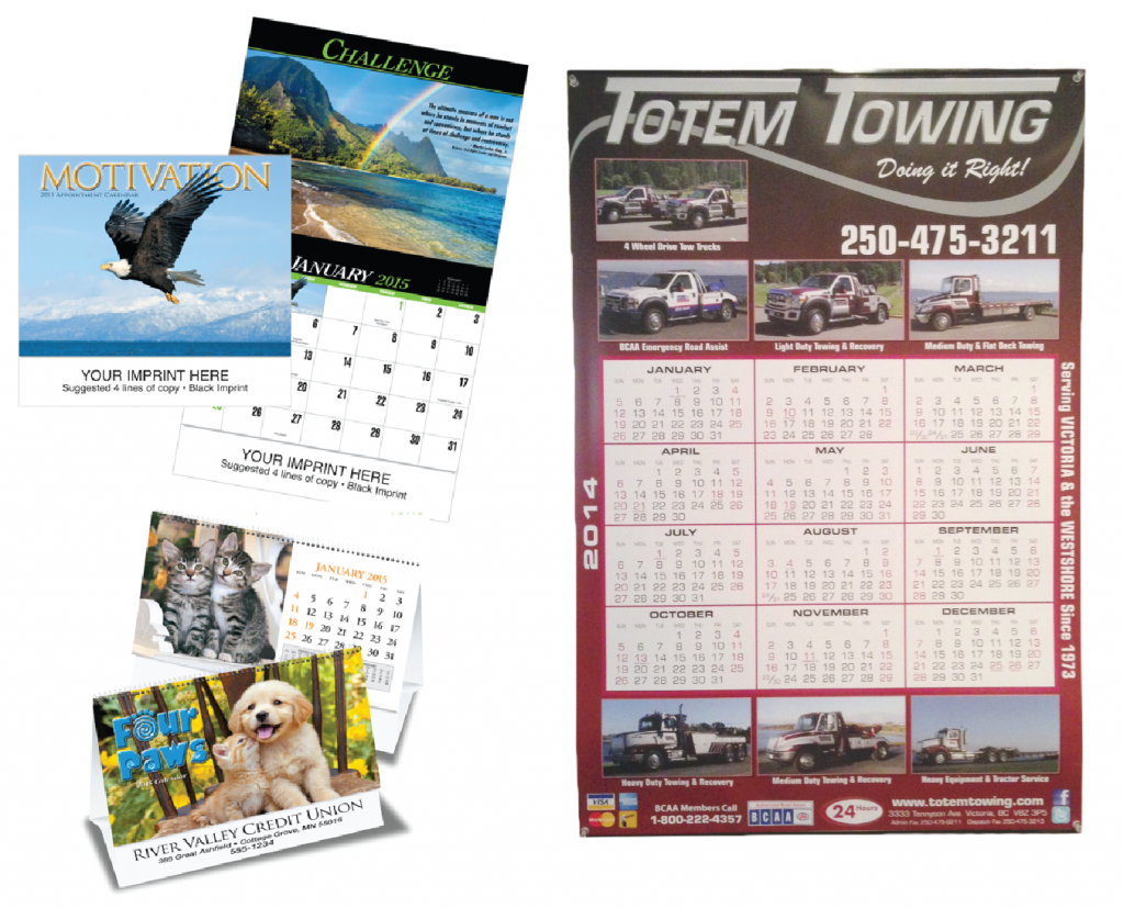 WHW - Calendars -Island Business Print Group