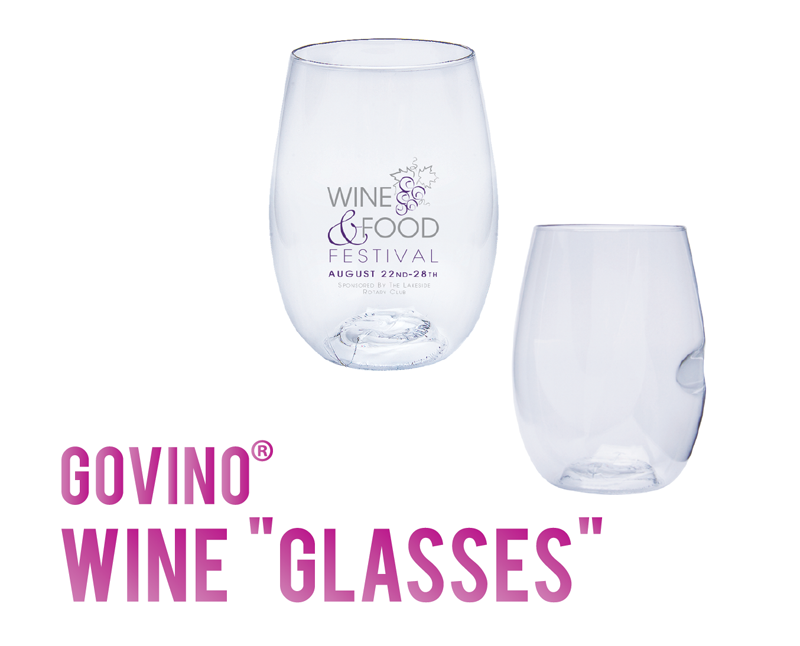 WHW - Govino Wine Glasses -Island Business Print Group