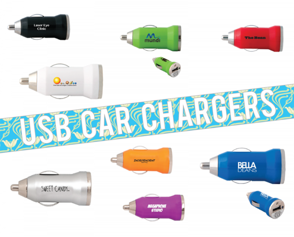 What's Hot Wwednesday -USB Charger - Island Business Print Group