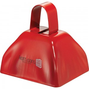 Cowbell - Red