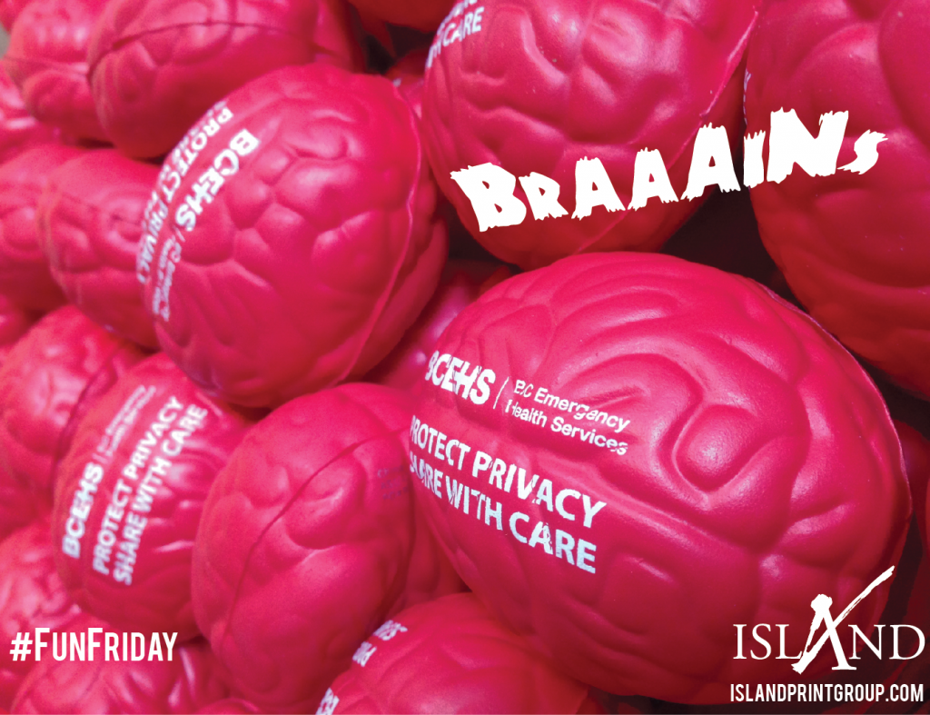 Brains - Stress Relievers - Island Business Print Group