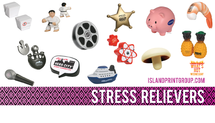 What's Hot - Stress Relievers - Island Business Print Group