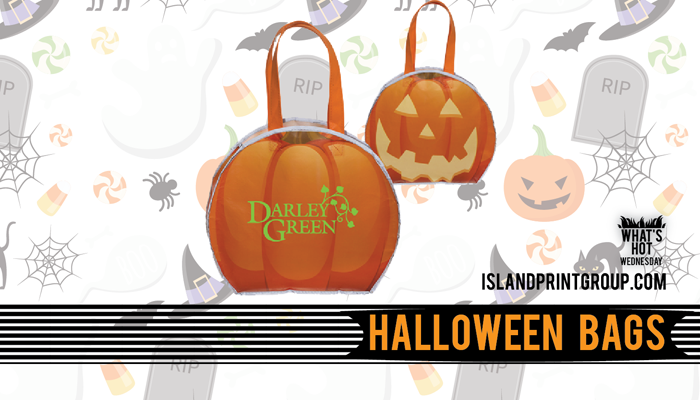 whats hot halloween bag island business print group