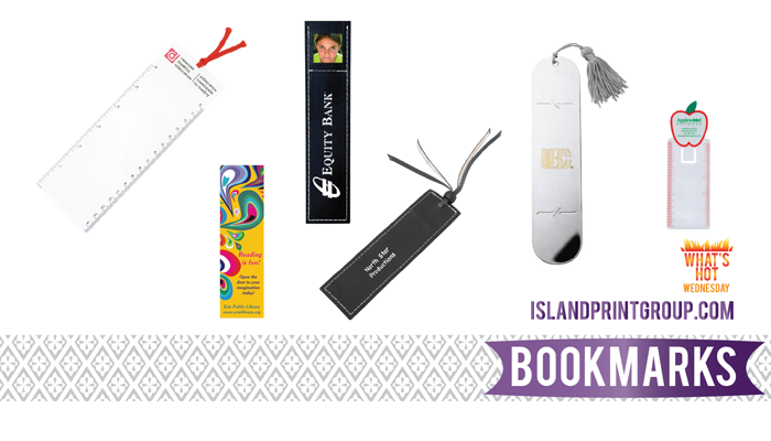 What's Hot - bookmarks - Island Business Print Group