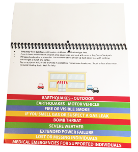 Emergency-Flip-Chart-Inside - Eathquakes - Outdoor